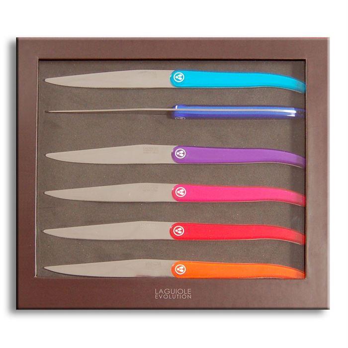 coffret de couteaux laguiole