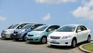 car rentals services
