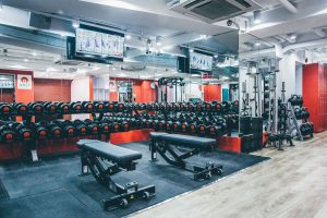 Fitness center sai ying pun