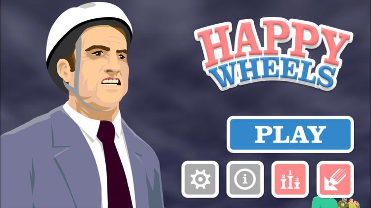 Unblocked Happy Wheels