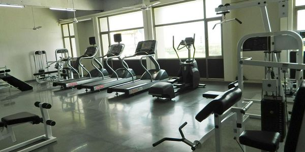Fitness center sai ying pun