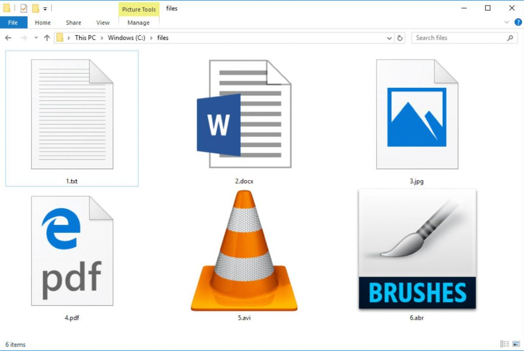 File Extensions Database