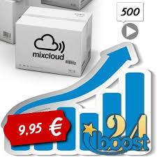 mixcloud more plays