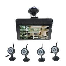 wireless camera doorbell uk