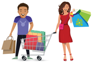 shopping areas in delhi